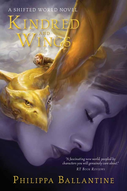 Kindred and Wings by Philippa Ballantine